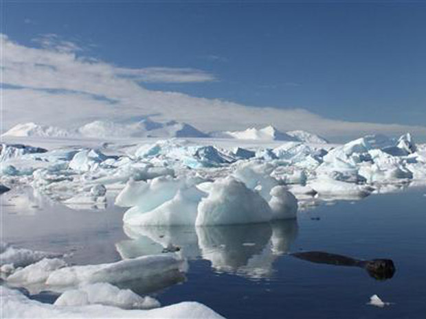 Iceberg Antártida 1 (Foto: Alister Doyle / Reuters)