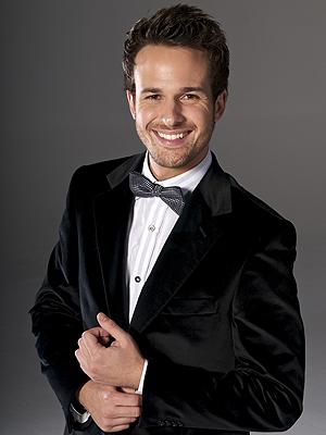 O apresentador de TV Gilberto Scarpa
