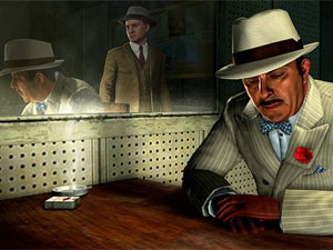 Conheça o game L.A. Noire, aposta dos criadores de GTA para 2011 (Foto: Divulgação)