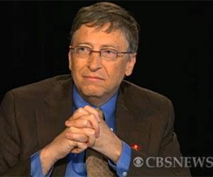Bill Gates fala sobre a internet no Egito