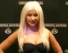 Aguilera sonha  se tornar um 'ícone da moda' (Daigo Oliva/G1)