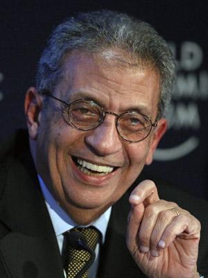 Secretário-geral da Liga Árabe, Amr Mousse admite concorrer na próxima eleição presidencial