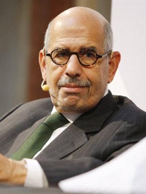 Mohamed ElBaradei se propôs a liderar a transição do governo egípcio