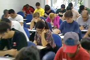 concurso estudos (Foto: Reprodução/TV Globo)