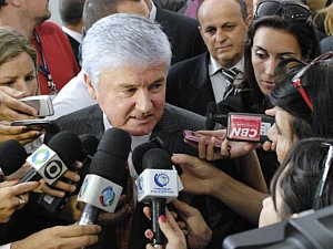 Valdir Rossoni (PSDB) (Foto: Vinícius Sgarbe/G1PR)