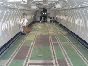 Aeronaves 'encalhadas' em Congonhas
