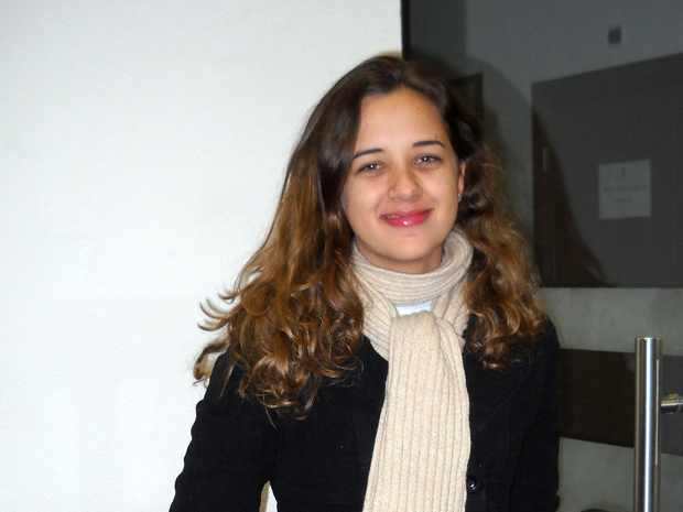 A brasileira Fernanda Fonseca (Foto: Jair Rattner/BBC Brasil)