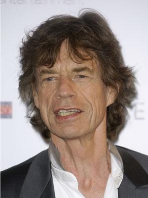 O roqueiro Mick Jagger (Foto: AP)