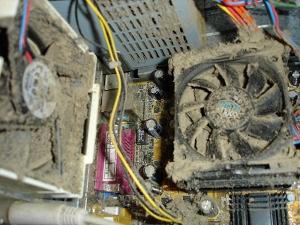 O acúmulo de resíduos pode gerar mal funcionamento no PC (Foto: Reprodução)