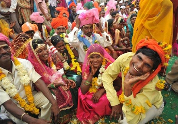 Tentativa foi realizada em Amravati, na Índia. (Foto: Sajjad Hussain/AFP)
