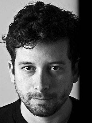 O escritor João Paulo Cuenca (Foto: Divulgação)