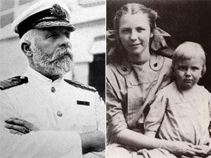 Exposição reúne fotografias e objetos pessoais de passageiros e tripulantes do Titanic (Foto: Divulgação)