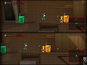 Foco do game 'Guardião' está nas partidas para até quatro jogadores. (Foto: Divulgação)