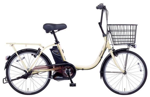 Bicicleta elétrica ajuda os idosos a subir ladeiras no Japão (Foto: Divulgação)