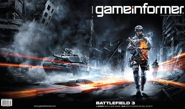 Revista Gameinformer Battlefield 3 (Foto: Divulgação)