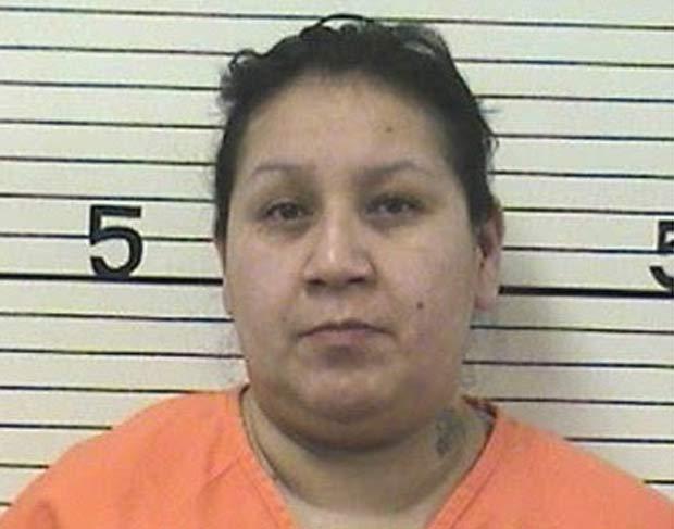 Maria Casarez foi acusada de violência doméstica. (Foto: Divulgação)