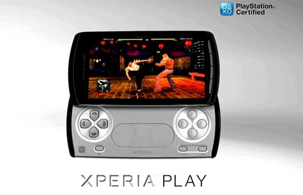 Sony anuncia PlayStation Phone durante intervalo do SuperBowl (Foto: Reprodução/YouTube)