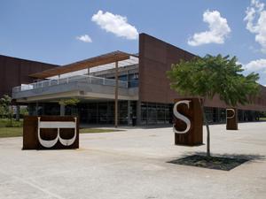Biblioteca de São Paulo, Parque da Juventude (Foto: Marcia Alves/Divulgação)