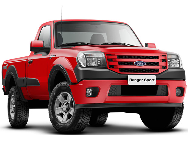 auto esporte ford lan a a ranger sport 2011. Black Bedroom Furniture Sets. Home Design Ideas