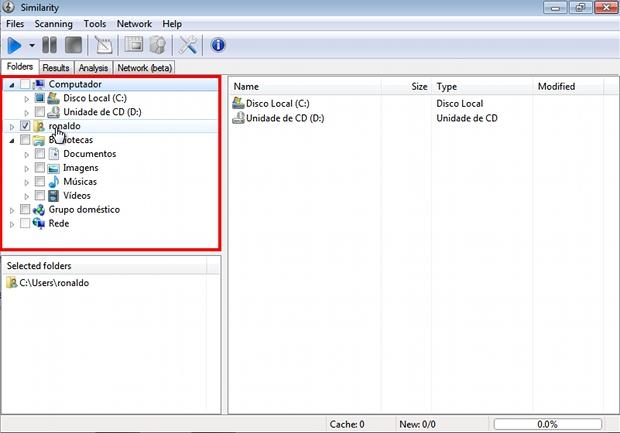 Similarity é programa que identifica arquivos de áudio duplicados (Foto: Reprodução)