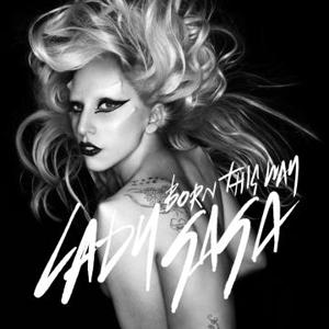 """A capa de """"Born this way"""" (Foto: Divulgação)"""