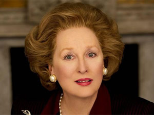 A atriz Meryl Streep vai interpretar a ex-primeira ministra inglesa em 'The iron lady' (Foto: Alex Bailey/Divulga&#231;&#227;o)