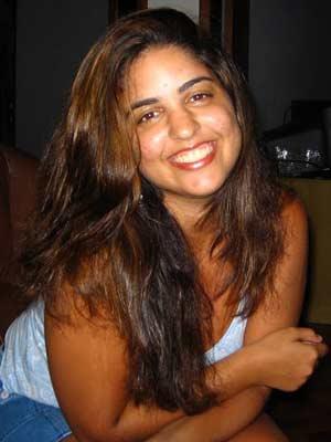 Daiana Pereira Fernandes (Foto: Foto: arquivo pessoal)