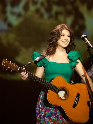 A cantora Paula Fernandes (Foto: Divulgação)