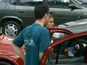 Finaciamento de veículos bate recorde em 2010 (Foto: Reprodução/TV Globo)