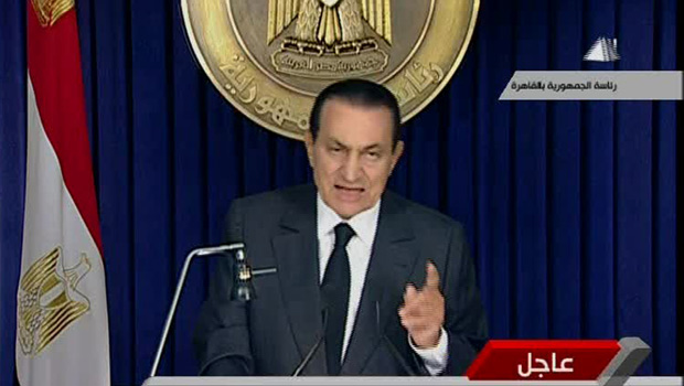 Saiba os possíveis próximos passos após a renúncia de Mubarak  (AP)
