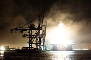 Plataformas de petróleo foram alvo de ataque hacker (Foto: OneEighteen/Creative Commons/CC BY-NC 2.0)