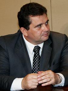 O governador José de Anchieta Júnior (Foto: Secretaria de Imprensa / Presidência da República)