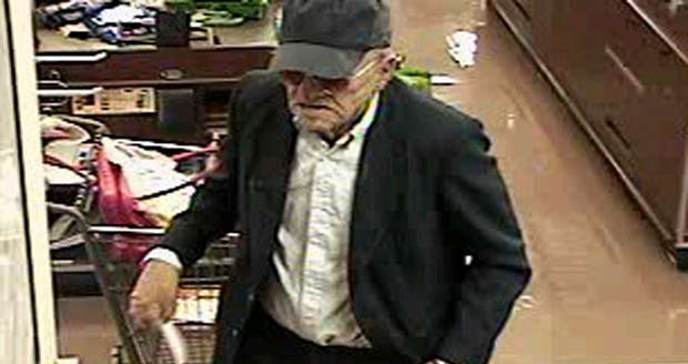 Popularidade do ladrão de bancos tem crescido a cada roubo. (Foto: FBI/AP)