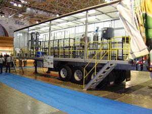 Usinas de produção de biodiesel devem ir para a África do Sul (Foto: Divulgação)