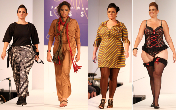 Fashion Weekend Plus Size (Foto: Renata D'Almeida/G1)