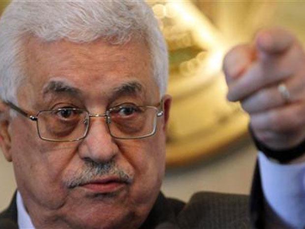 Presidente palestino, Mahmoud Abbas, em foto de janeiro deste ano (Foto: Asmaa Waguih/Reuters)