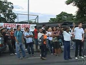 De acordo com a BHTrans, 50 mil pessoas usam a Estação Diamante por dia (Foto: Reprodução/TV Globo)