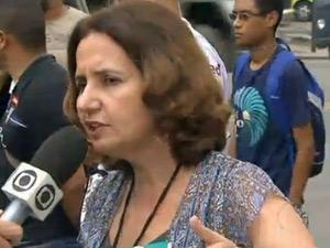 Delegada Marta Rocha é a nova Chefe de Polícia Civil do Rio (Foto: Reprodução/ TV Globo)
