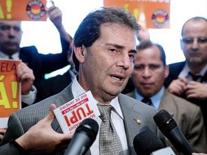 Dep. Paulo Pereira da Silva (PDT-SP) fala sobre reajustes do salário mínimo (Foto: David Ribeiro / Agência Câmara)