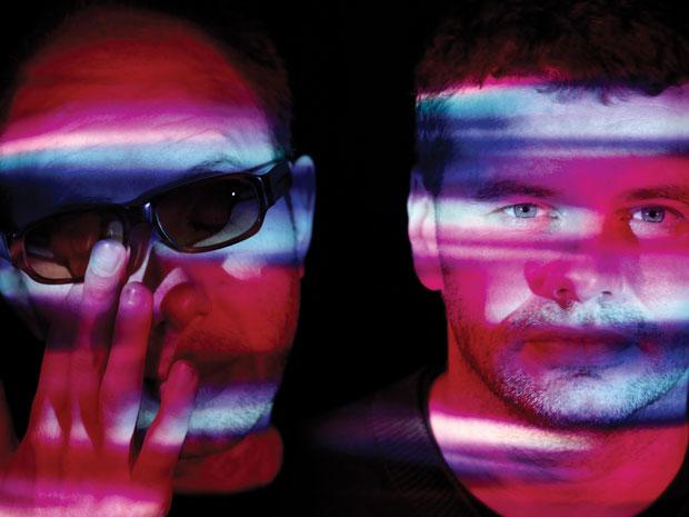 A dupla inglesa de música eletrônica Chemical Brothers (Foto: Divulgação)