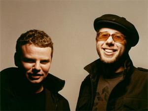 A dupla inglesa Chemical Brothers (Foto: Divulgação/Myspace do artista)
