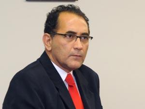 O deputado João Paulo Cunha na Câmara, em imagem de abril do ano passado (Foto: Agência Câmara)