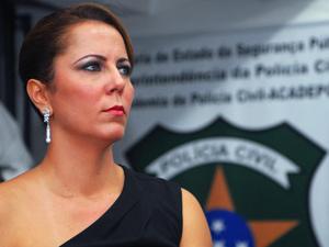 Chefe de Polícia Civil de Sergipe (Foto: Polícia Civil de Sergipe/Divulgação)