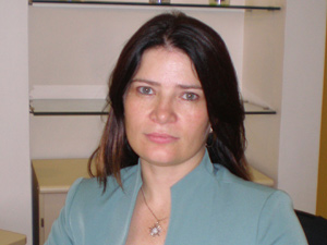 A Delegacia de Homicídios de Curitiba será chefiada por Maritza Maíra Haisi (Foto: Arquivo pessoal)