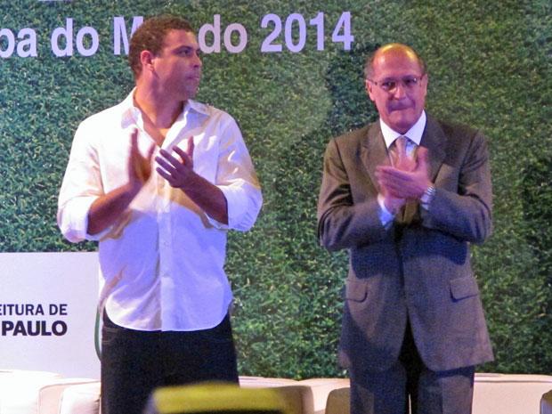 Ronaldo (Foto: Paulo Toledo Piza/G1)