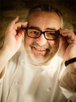 O chef catalão Santi Santamaria, dono do Fan Cabes (Foto: Divulgação)