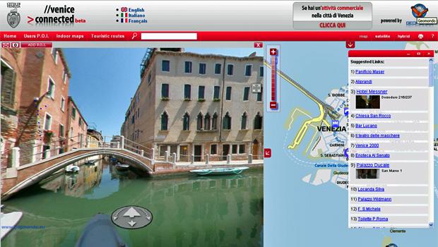 Veneza lança visita virtual à cidade (Foto: Reprodução)