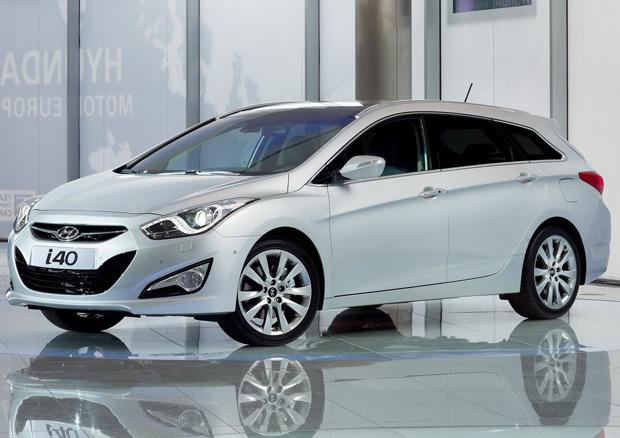 Hyundai i40 2012