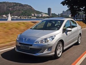 Peugeot 408 (Foto: José Mario Dias/ Divulgação)