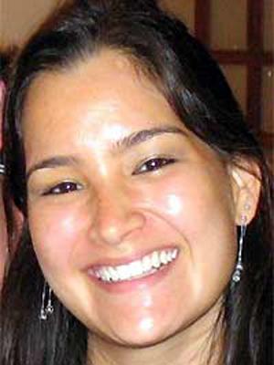 Thaís Tokumoto, arquiteta morta em tentativa de assalto em Campinas (Foto: Reprodução EPTV)